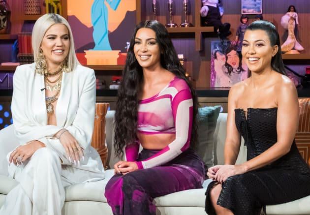 Kim Kardashian: Did She FIRE Kourtney From KUWTK?!