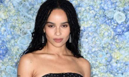 Zoë Kravitz Just Chopped Her Hair Into a Pixie and It looks Amazing