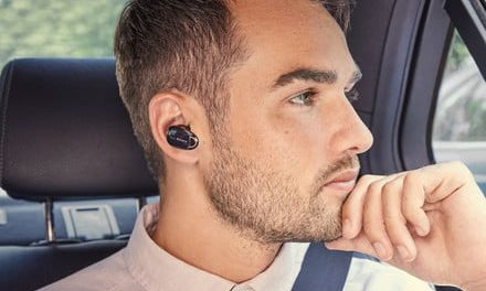 Sony WF-1000X true wireless noise-canceling earbuds $177 off for Cyber Monday