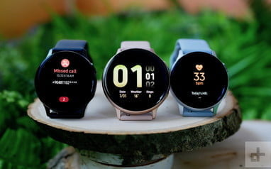 The Samsung Galaxy Watch Active 2 is now $50 off for Amazon Cyber Monday