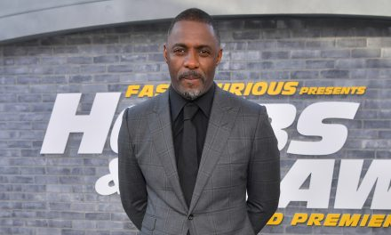Idris Elba Reveals He's Trying to Wean Himself Off This Habit