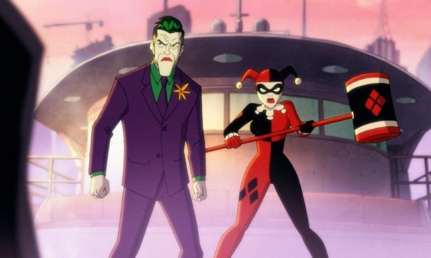 'Harley Quinn' gets an animated workout between 'Joker' and 'Birds of Prey'