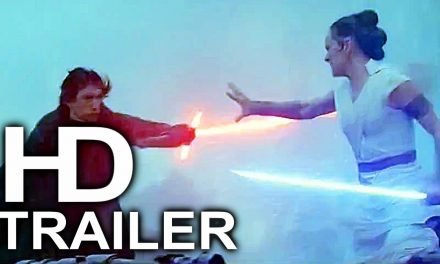 STAR WARS 9 Rey Uses Force Powers On Kylo Trailer NEW (2019) The Rise Of Skywalker Movie HD
