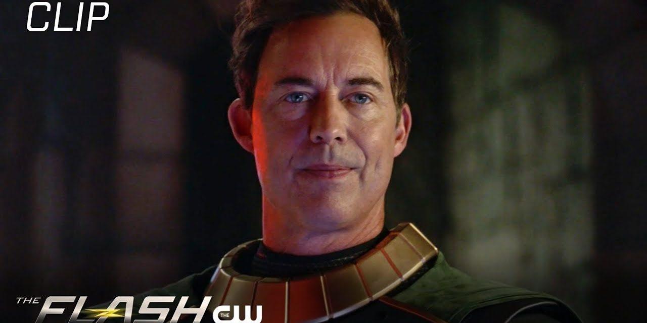 The Flash | Season 6 Episode 9 | Crisis On Infinite Earths: Part Three Scene | The CW