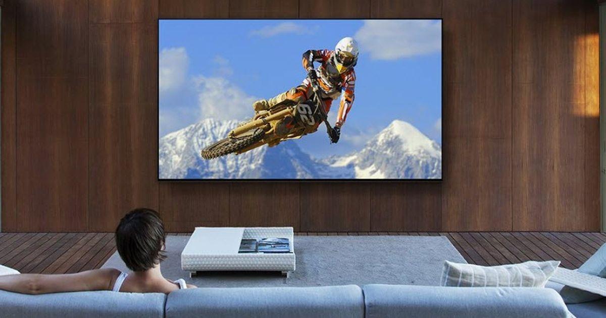 Binge Hallmark movies on this giant Sony TV that's $700 off