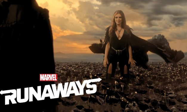 Elizabeth Hurley Manifests Magic in Marvel's Runaways!