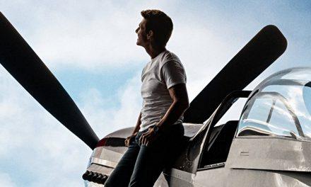 Top Gun 2 Poster Reveals Cruise's New Plane & Confirms Trailer Tomorrow