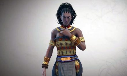 Humankind's civ leaders are customisable avatars that evolve as you play