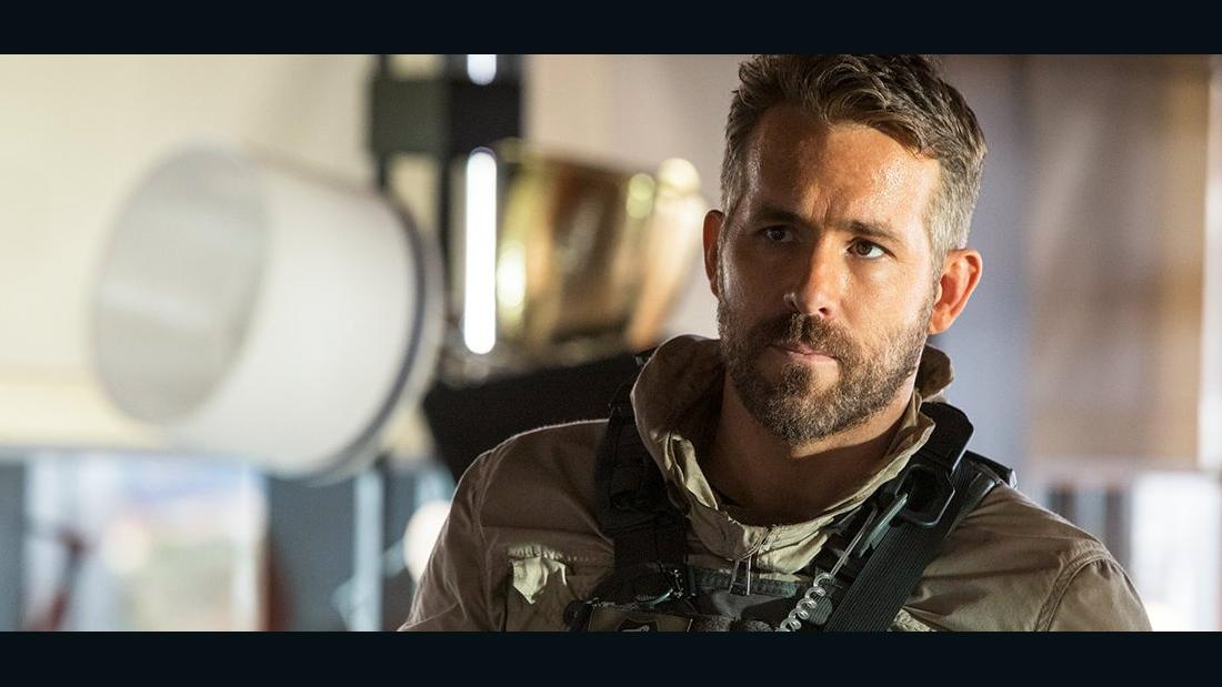 Ryan Reynolds and company sink into the silliness of '6 Underground'