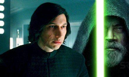 Star Wars 9 Theory: Luke's Green Lightsaber Redeems Kylo Ren