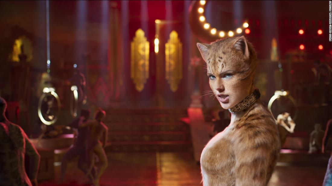 'Cats' leaves behind a memory that's best forgotten
