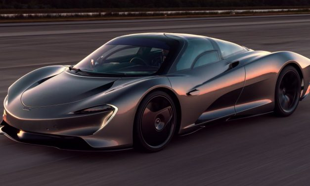 McLaren Speedtail is the fastest, most technically advanced model ever – 1,050 PS, 1,150 Nm, 403 km/h!