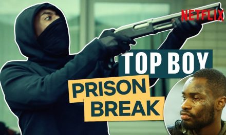 Modie's Prison Break in Top Boy | What We Watched 2019