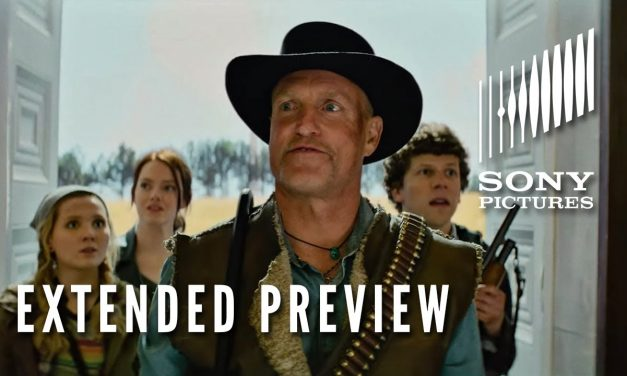 ZOMBIELAND: DOUBLETAP – FIRST 10 MINUTES! Now on Digital