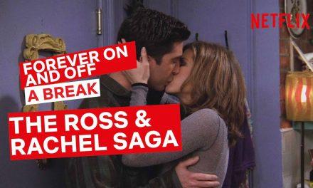 The Full Ross & Rachel Story   Friends