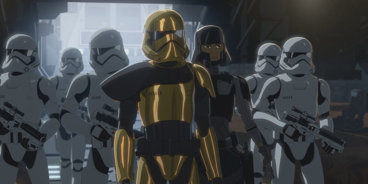 """""""Breakout"""" Preview   Star Wars Resistance"""
