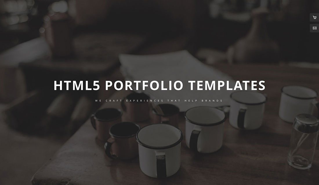 36 Best Portfolio Website Templates Based on HTML & WordPress To Showcase Your Creative Work Online 2019