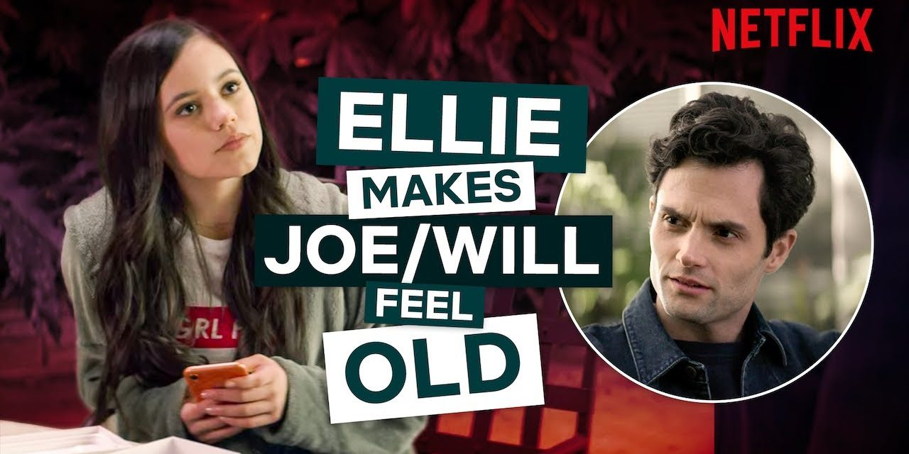 Two Minutes Of Ellie Making Joe Feel Old   You