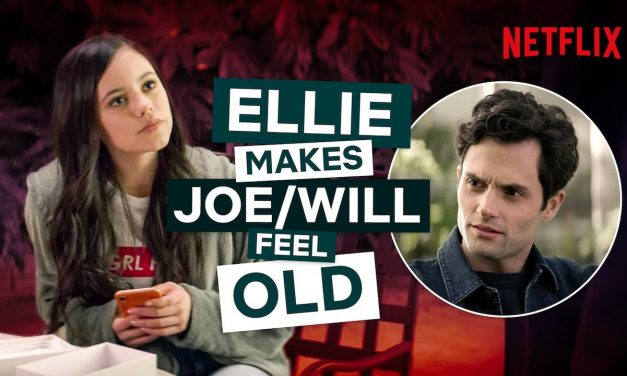 Two Minutes Of Ellie Making Joe Feel Old | You