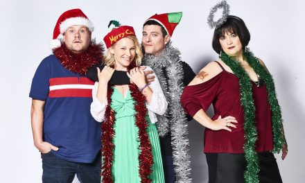 'Gavin & Stacey': Ruth Jones defends use of homophobic slur in Christmas special