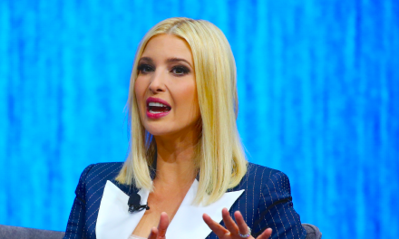 Ivanka Trump just spoke for nearly an hour at the biggest tech show in the world, and nobody booed — here are the highlights