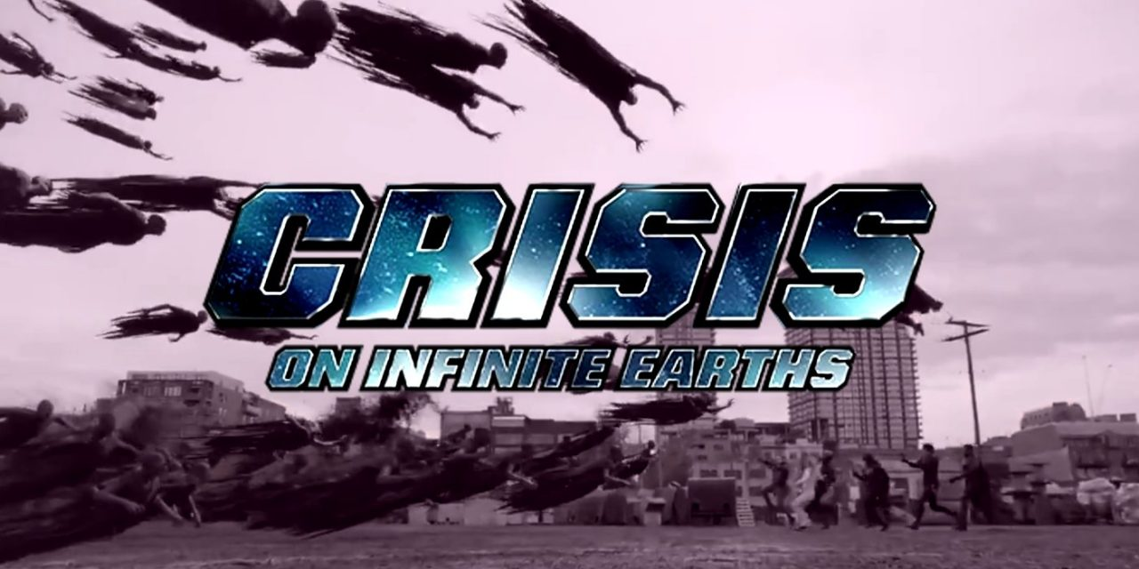 Crisis On Infinite Earths Parts 4 & 5 Trailer Released By Stephen Amell
