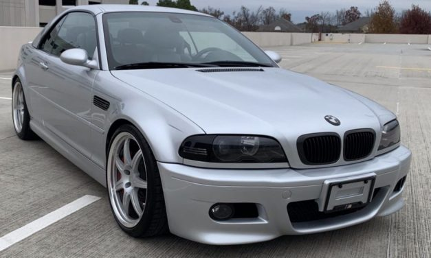 Supercharged BMW E46 M3 Convertible Is A Surefire Way To Have A Good Time