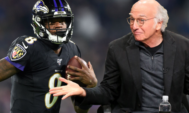 Larry David says he tried to convince the old Jets GM to draft Lamar Jackson, but only got a condescending answer in return