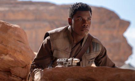 Star Wars: John Boyega Embraces Reylo Backlash With Insane Video