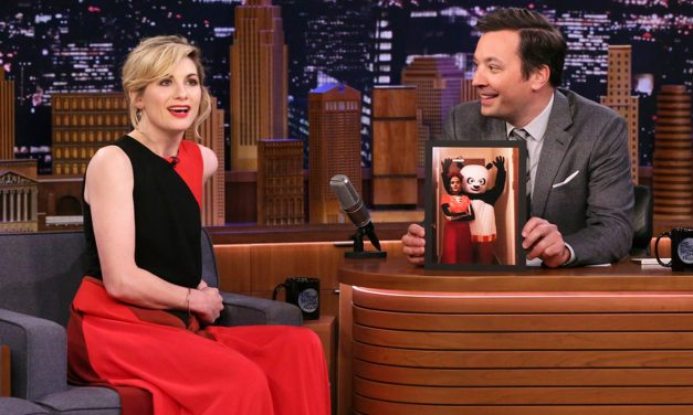 Jodie Whittaker On Being Welcomed Into 'Doctor Who' Universe: 'You're Famous Before You Ever Step Foot On Set'
