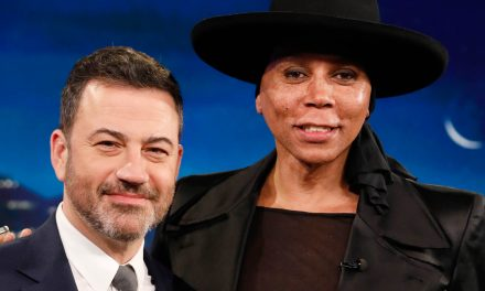 RuPaul Tells 'Kimmel' He's Been Driving Cars Since He Was 11!