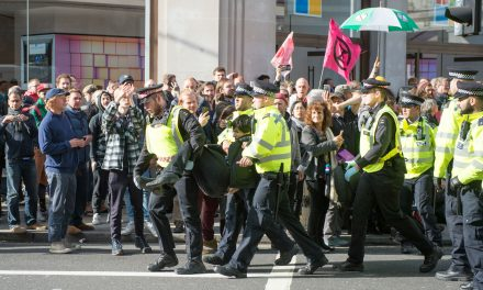 Extinction Rebellion previously listed as 'extremist ideology' by counter-terrorism police
