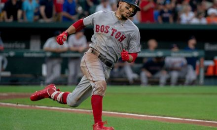 Mookie Betts Signs Record Deal; Are the Boston Red Sox Good Value to Win 2020 World Series?