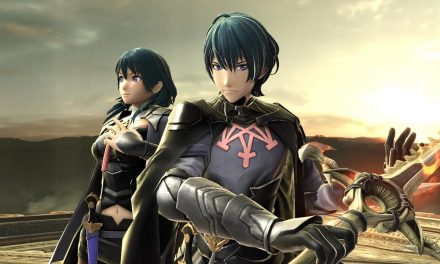 Video: Let's Talk About Byleth In Smash Bros. And The Fourth House In Fire Emblem: Three Houses