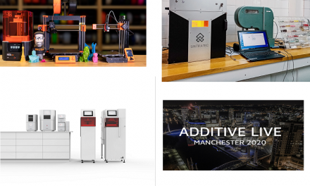 3D Printing News Briefs: January 22, 2020