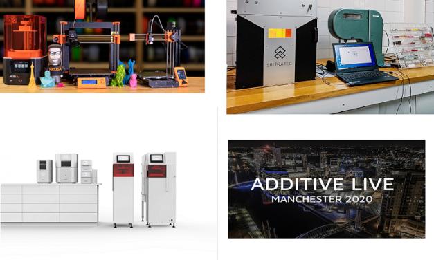 3D Printing News Briefs: January 22, 2020