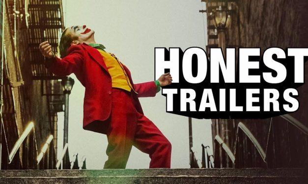 Joker Honest Trailer Laughs Loudly at the World's Saddest Clown
