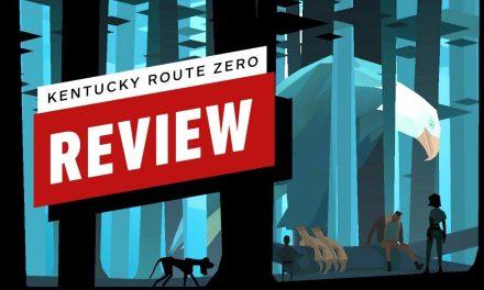 Kentucky Route Zero Review