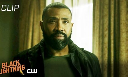 Black Lightning | Season 3 Episode 11 | The Book Of Markovia: Chapter Two Scene | The CW