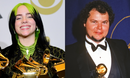 18-year-old Billie Eilish just became the 2nd person in history to win all 4 major Grammys in one year