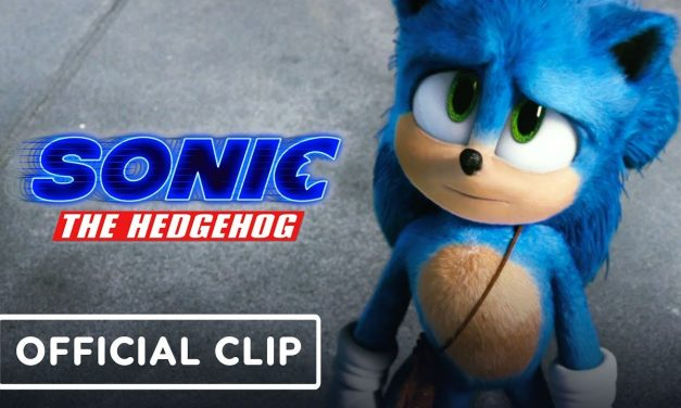 Sonic the Hedgehog – Official Movie Clip (Jim Carrey, James Marsden)