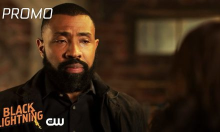Black Lightning | Season 3 Episode 12 | The Book Of Markovia: Chapter Three Promo | The CW