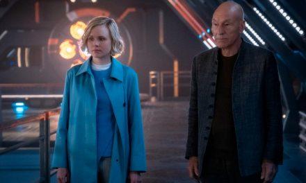 'Star Trek: Picard' slowly goes where the franchise has gone before