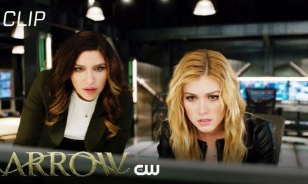 Arrow | Season 8 Episode 10 | Fadeout Scene | The CW