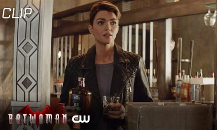 Batwoman | Season 1 Episode 11 | What Do All Your Tattoos Mean Scene | The CW