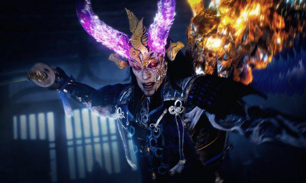 Nioh 2 trailer focuses on the story, DLC plans announced