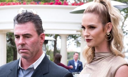 Meghan King Accuses Ex of Dating Woman They Had Threesome With