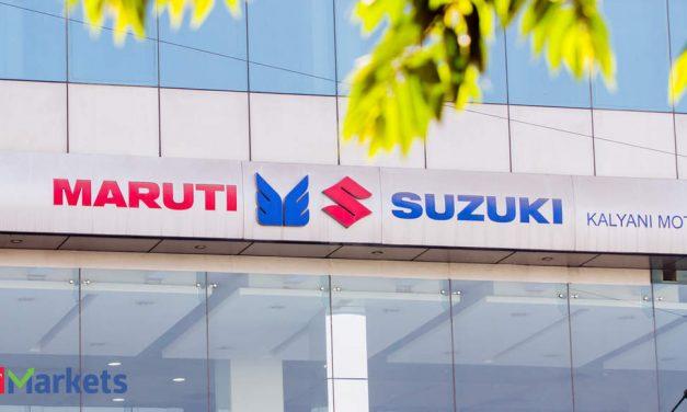 Maruti Suzuki's Q3 nos fail to cheer D-St analysts; here's why