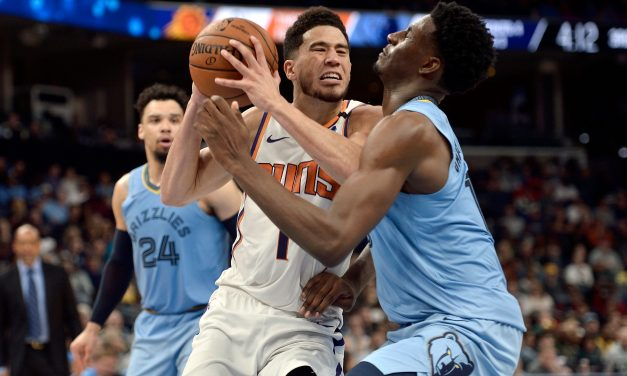 'Put the best players in the game': Phoenix Suns guard Devin Booker after NBA All-Star selection snub
