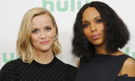 Reese Witherspoon Wrote The Perfect Birthday Wish For Kerry Washington